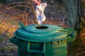 Müll ist Gefahr für Tiere